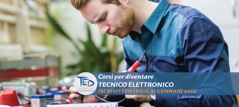 sfida hi-tech, corsi di formazione ted FOrmazione professionale