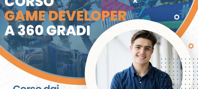 Ted Formazione lancia la campagna di iscrizioni Ted Formazione professionale corso per diventare game developers